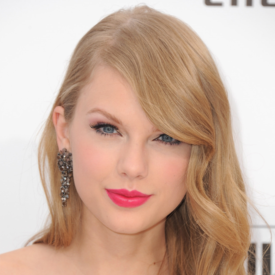 taylor swift eyes color. Taylor Swift was a vision