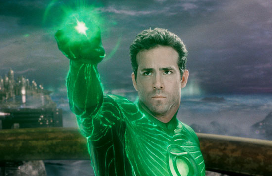 Green Lantern Movie Review Starring Ryan Reynolds and ...