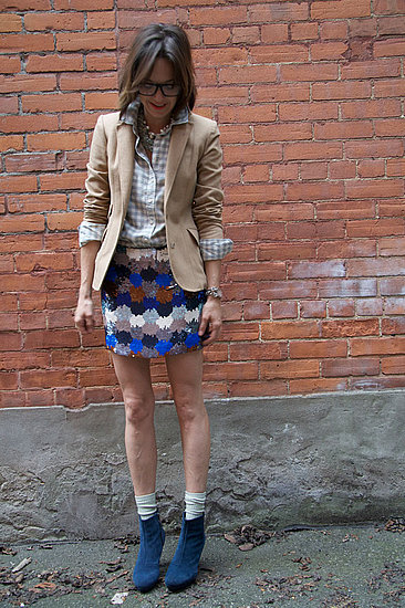 The J crew look for less