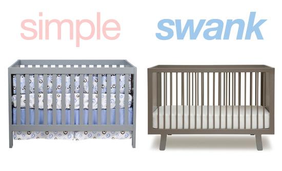 Gray Cribs